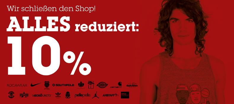 MZEE.com - Wir schließen den Shop